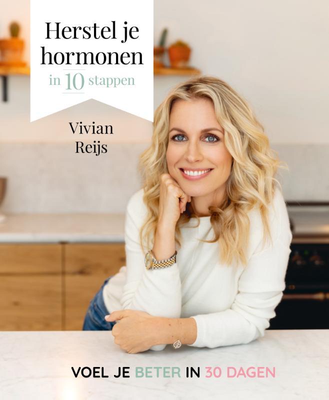 Cover Herstel je hormonen in 10 stappen