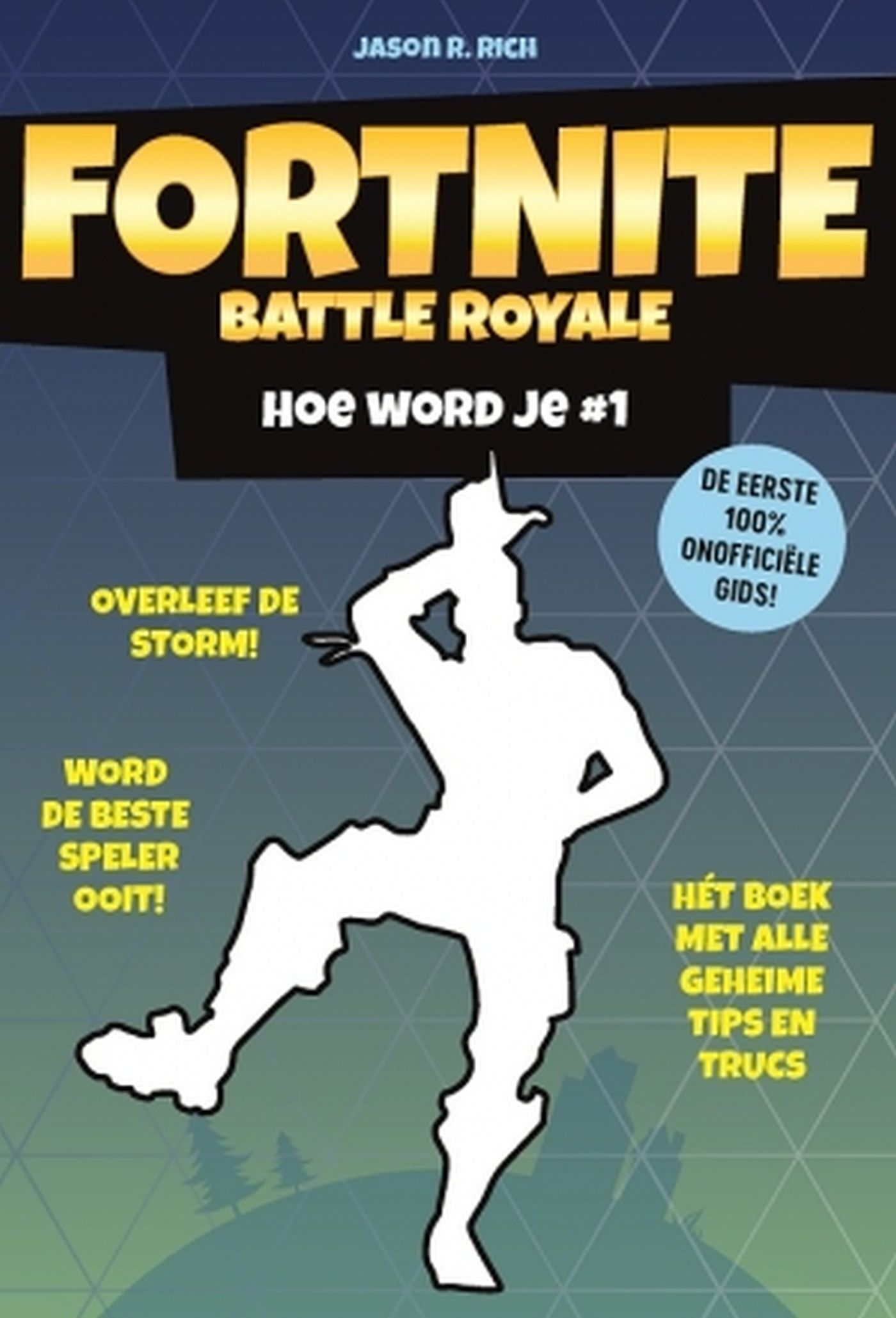 Cover Hoe word je # 1