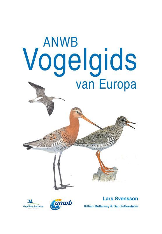 Cover ANWB Vogelgids van Europa