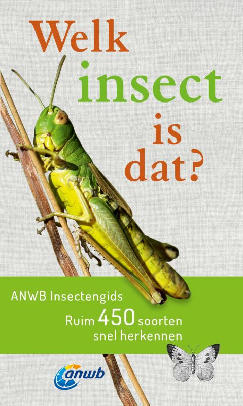Cover Welk insect is dat? ANWB Insectengids