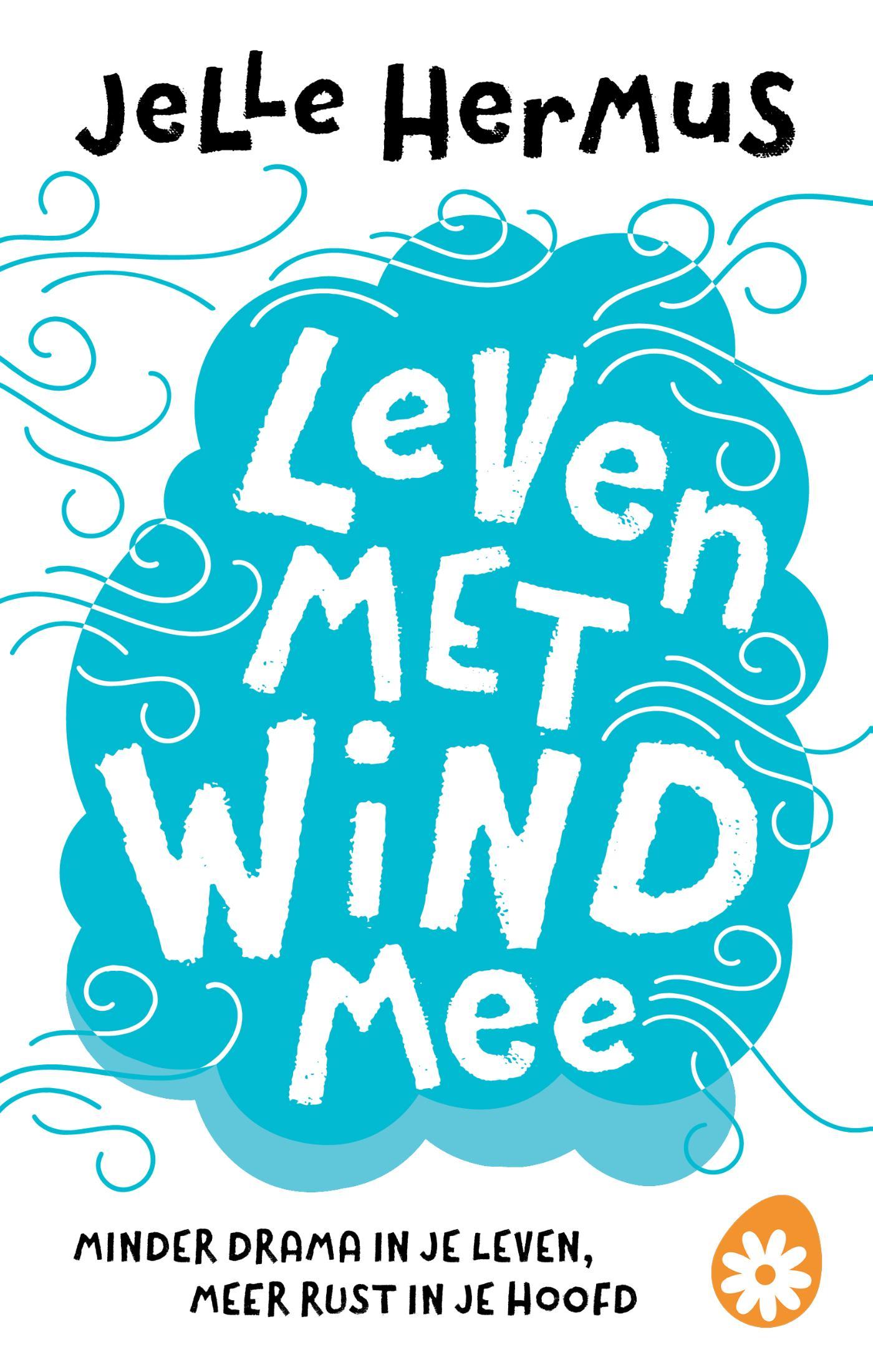 Cover Leven met wind mee