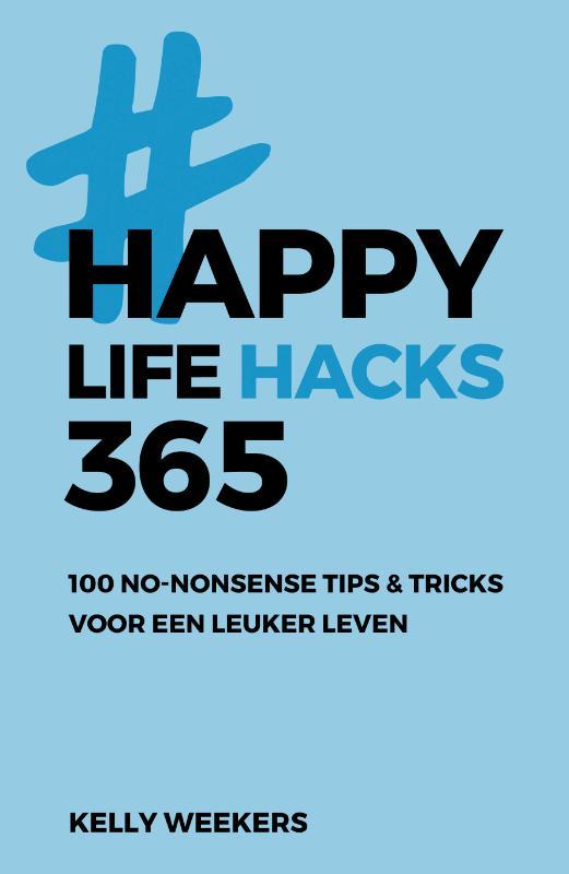 Cover Happy lifehacks 365