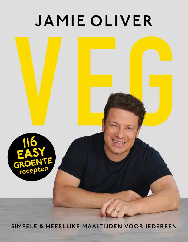 Cover Jamie's VEG
