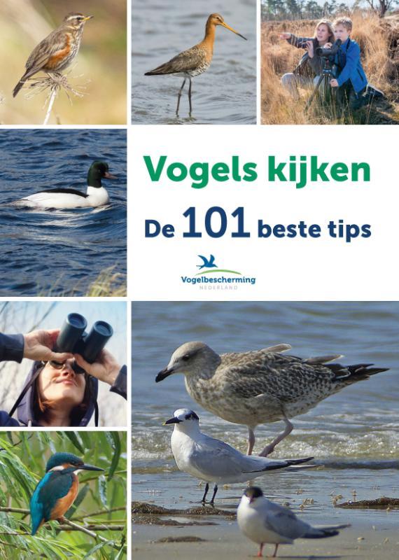 Cover Vogels kijken