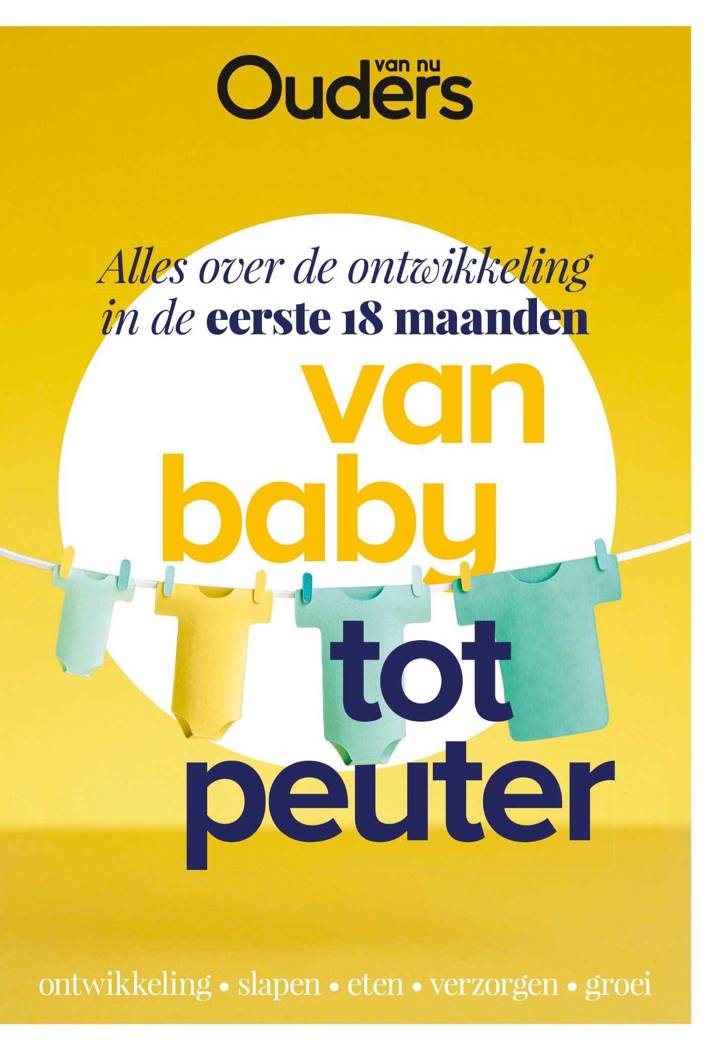 Cover Van baby tot peuter
