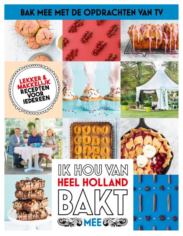Cover Heel Holland Bakt mee - Seizoen 2019-2020