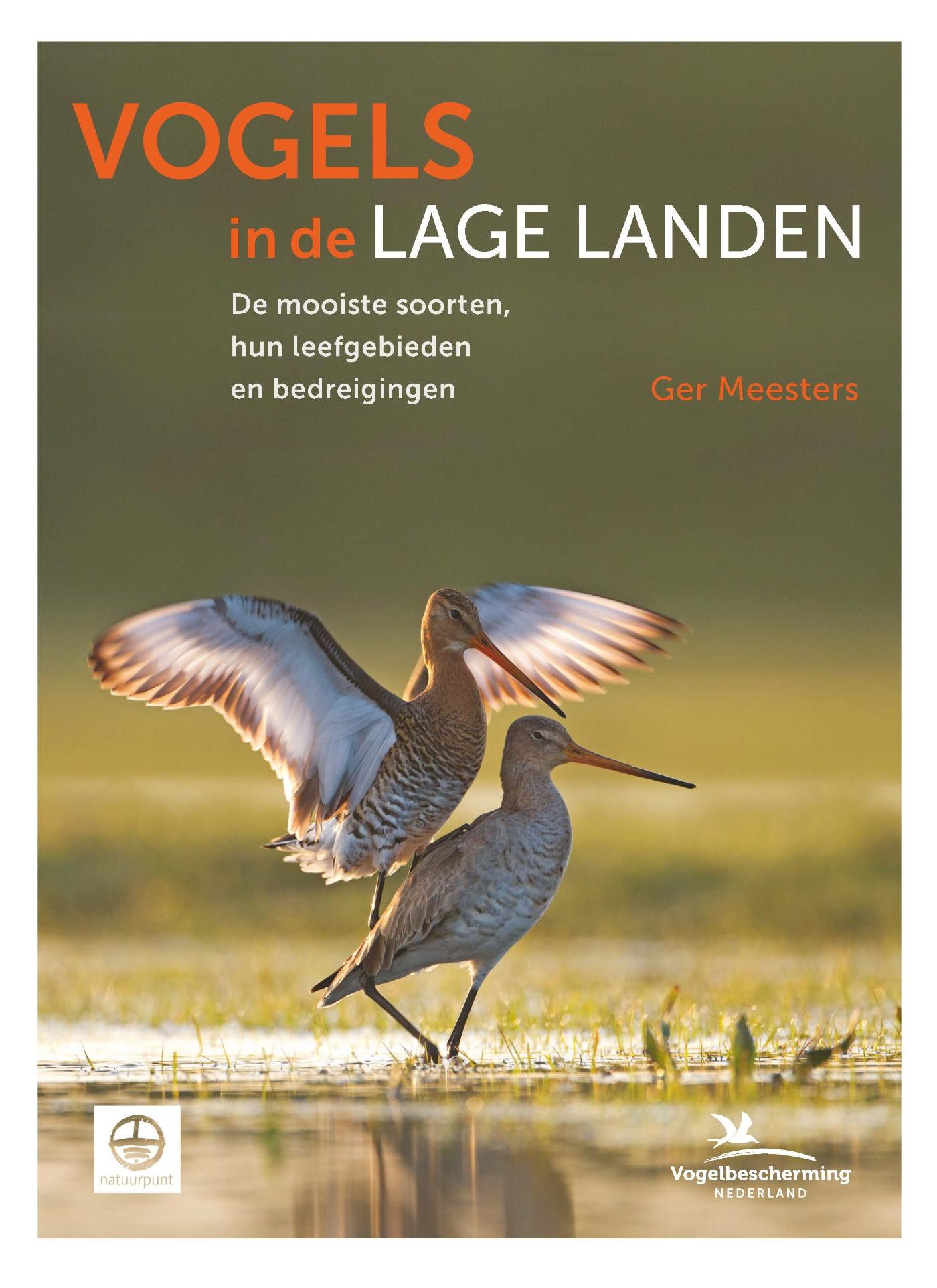 Cover Vogels in de lage landen