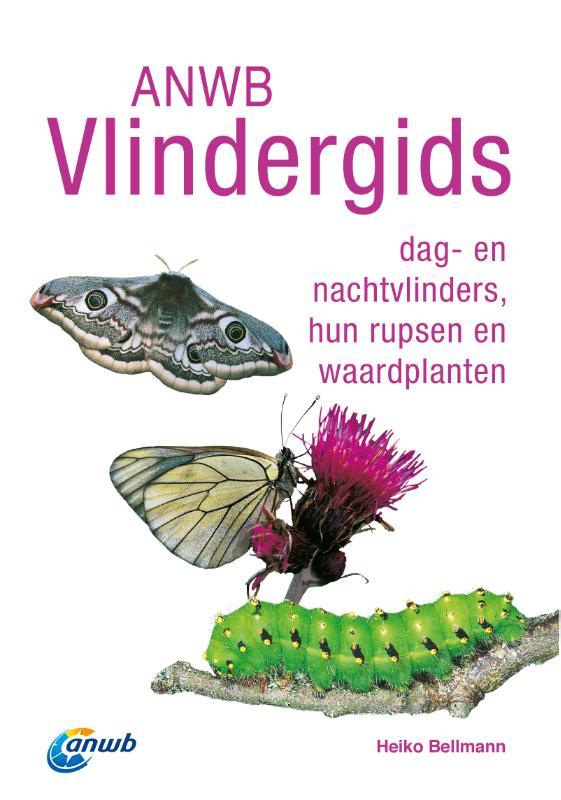 Cover ANWB Vlindergids