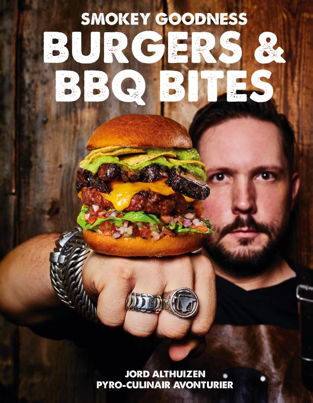 Cover Burgers & BBQ Bites