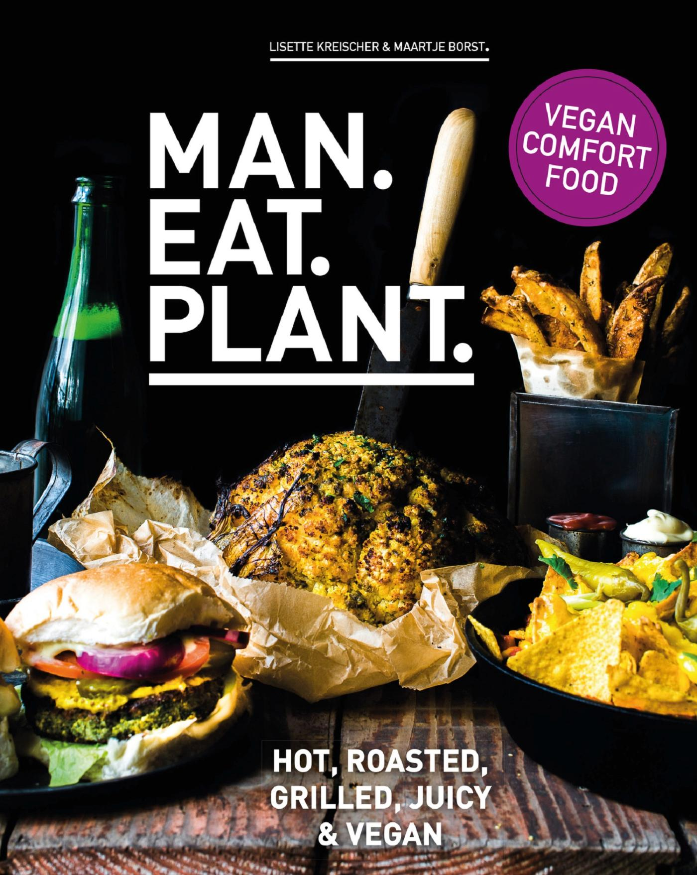 Cover Man.Eat.Plant.