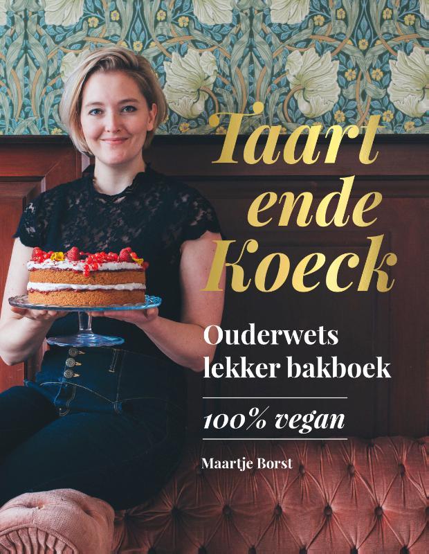Cover Taart ende Koeck
