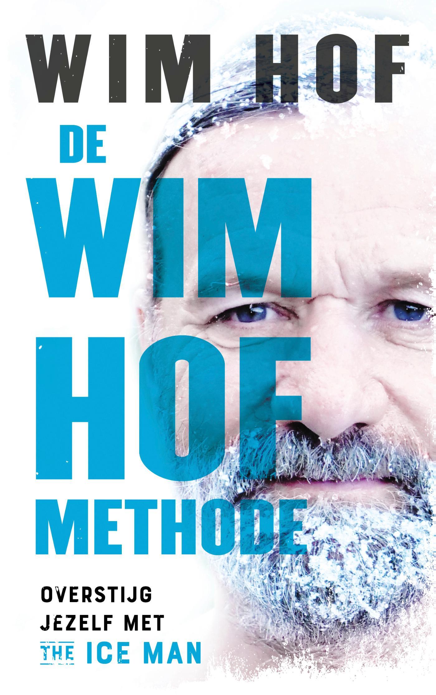 Cover De Wim Hof methode