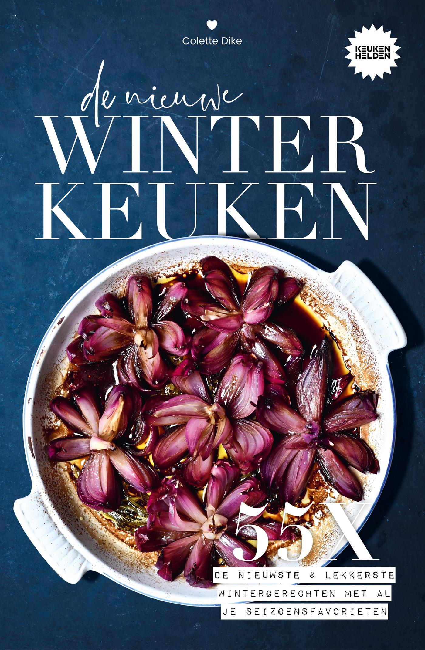 Cover De nieuwe winterkeuken