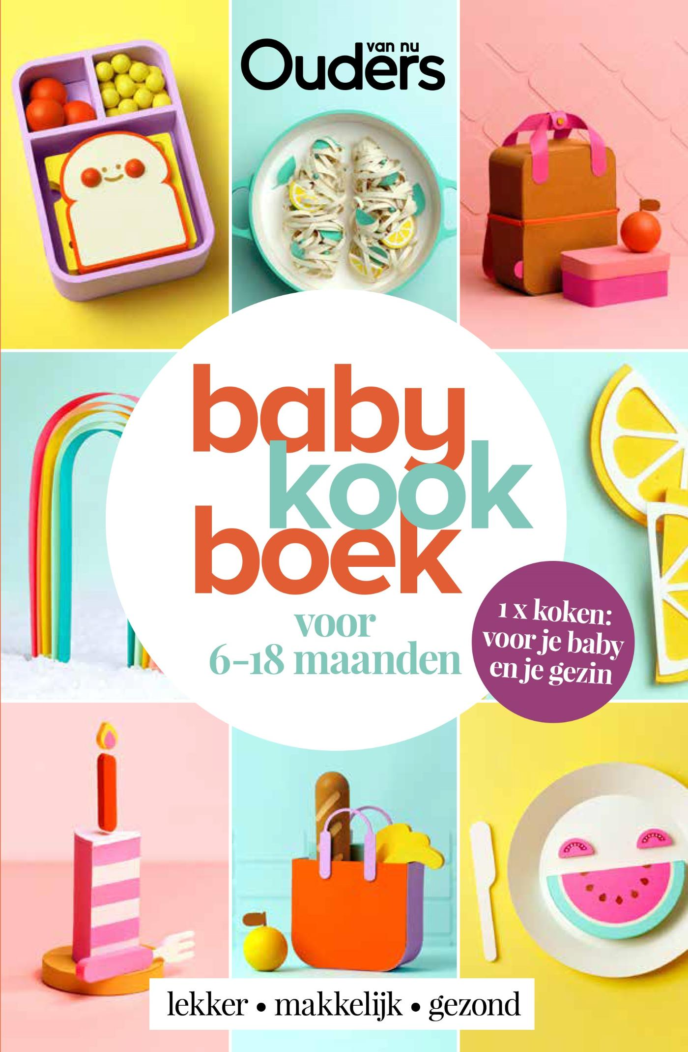 Cover Babykookboek