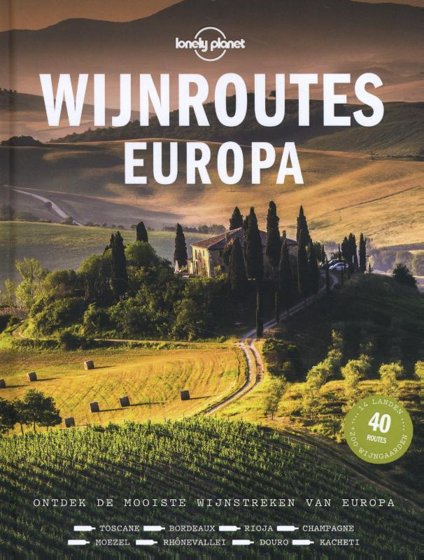 Cover Wijnroutes Europa