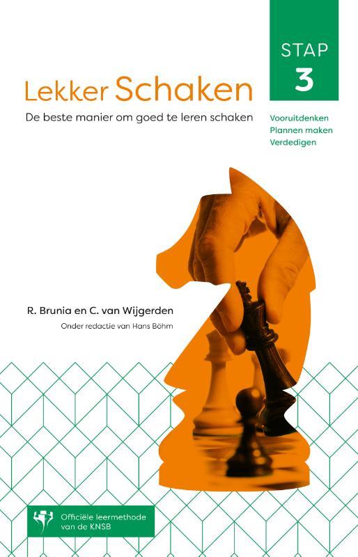 Cover Lekker schaken stap 3