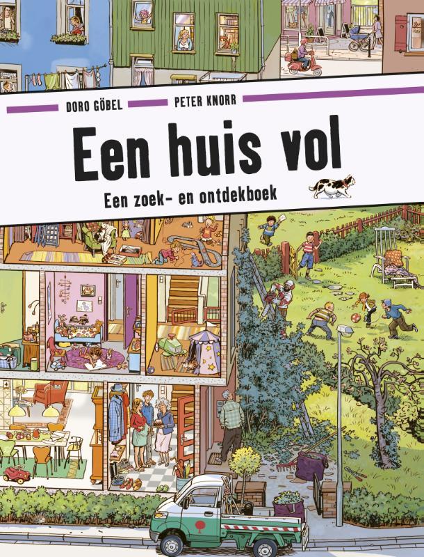 Cover Een huis vol
