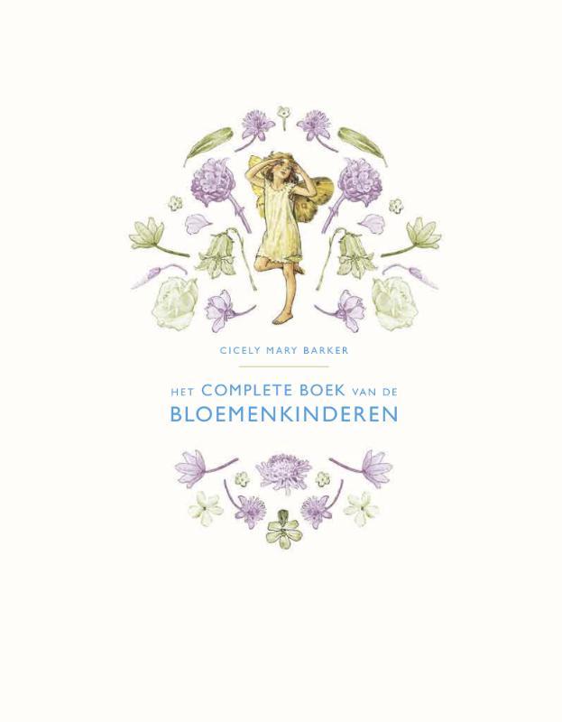 Cover Het complete boek van de Bloemenkinderen
