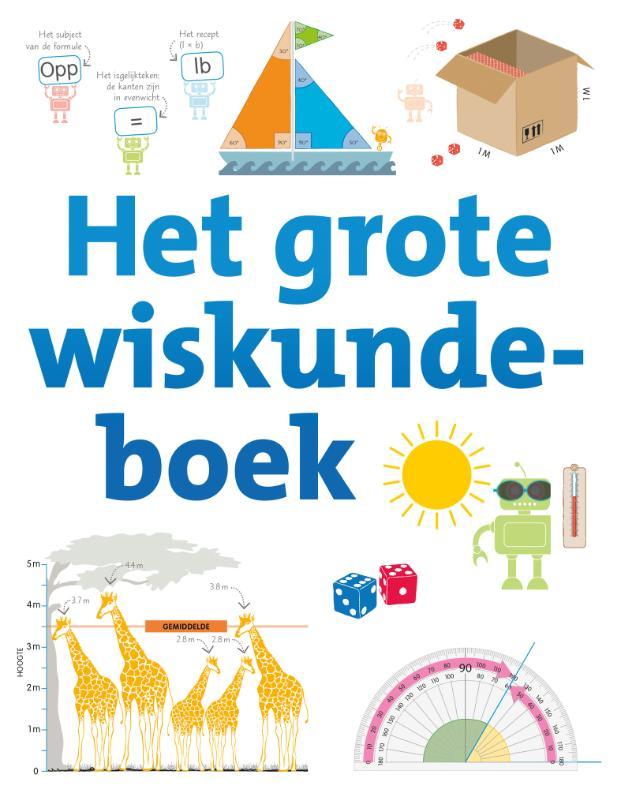 Cover Het grote wiskundeboek