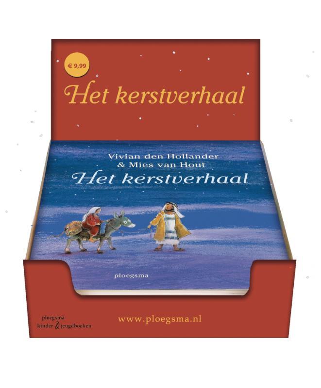 Cover Het Kerstverhaal display 6 exemplaren