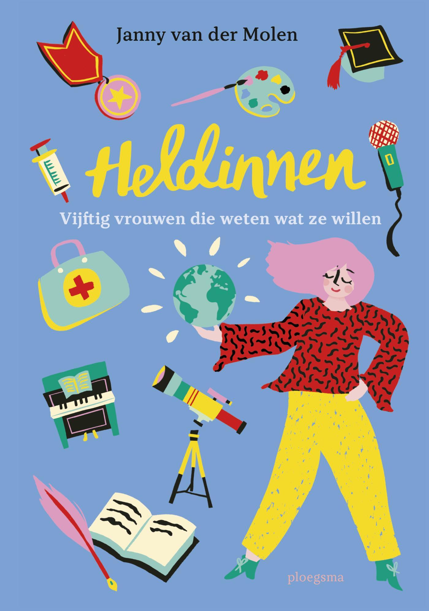 Cover Heldinnen