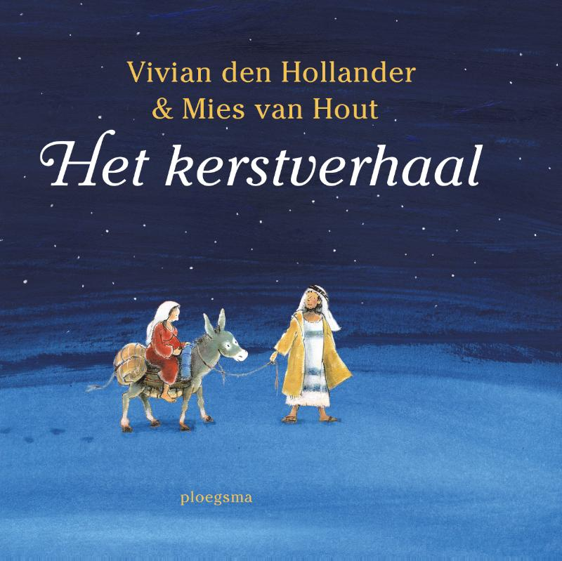 Cover Het kerstverhaal display 6 ex