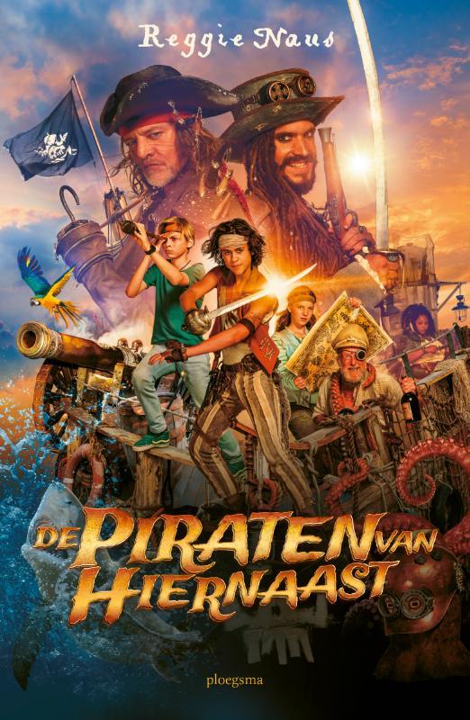 Cover De piraten van hiernaast