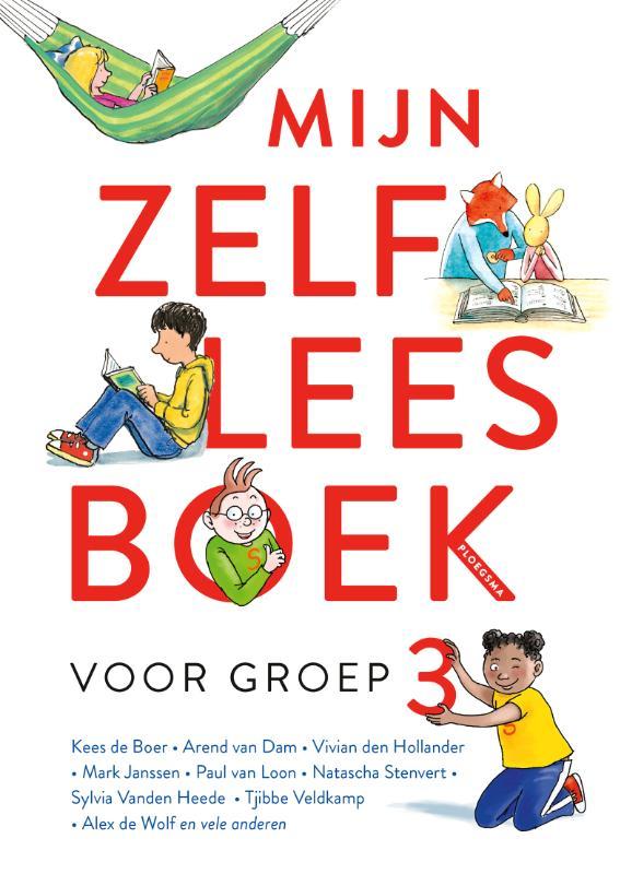 Cover Mijn zelfleesboek voor groep 3