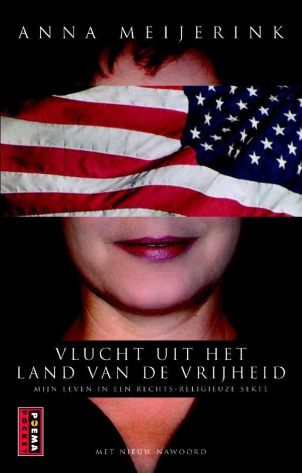 Cover Vlucht uit het land van de vrijheid