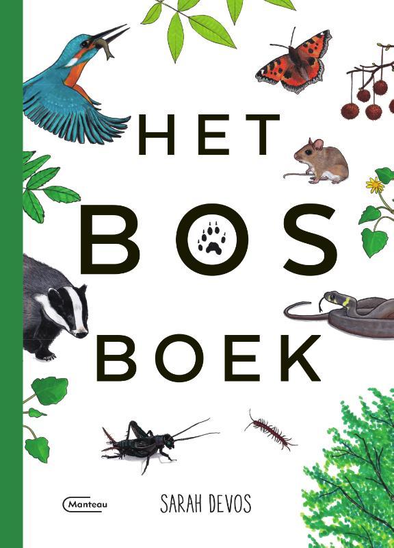 Cover Het bosboek