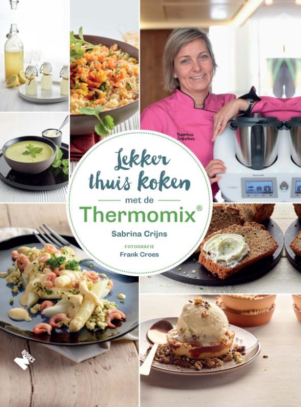 Cover Lekker thuis koken met de Thermomix®