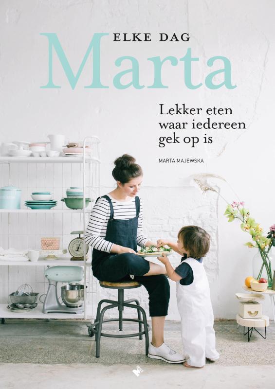 Cover Elke dag Marta