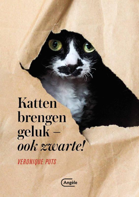 Cover Katten brengen geluk - ook zwarte!