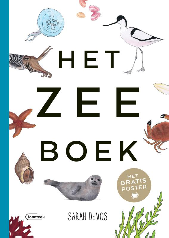 Cover Het zeeboek