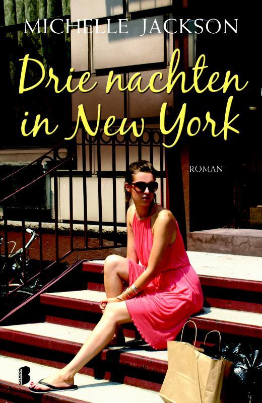 Cover Drie nachten in New York