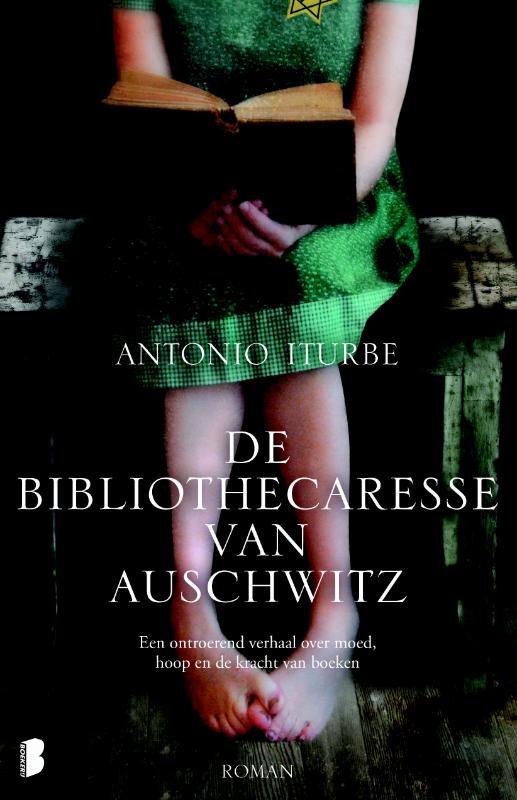 Cover De bibliothecaresse van Auschwitz