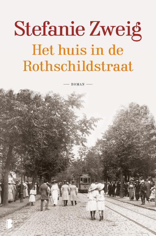 Cover Het huis in de Rothschildstraat