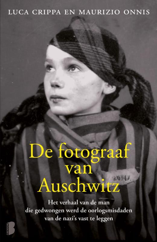 Cover De fotograaf van Auschwitz