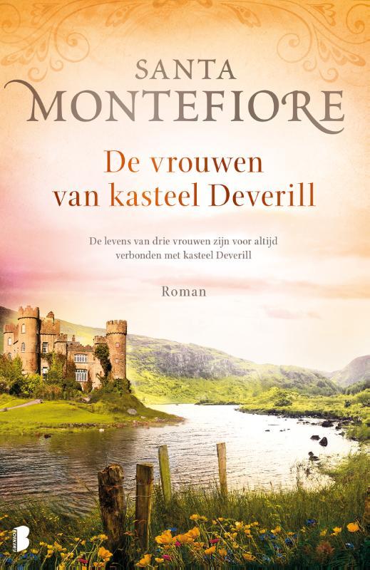 Cover De vrouwen van kasteel Deverill