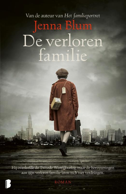 Cover De verloren familie