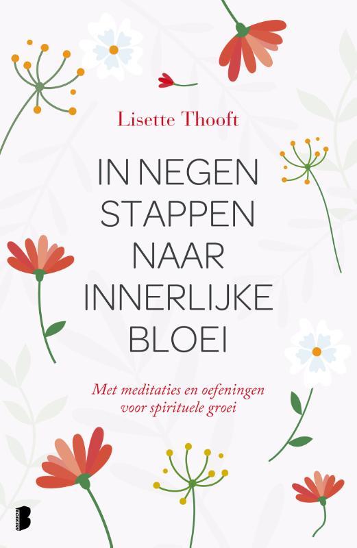 Cover In negen stappen naar innerlijke bloei
