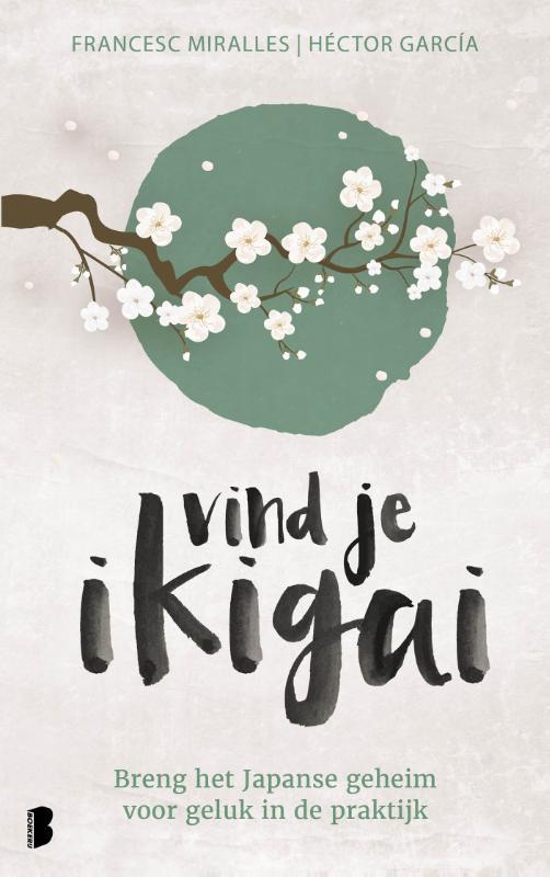 Cover Vind je ikigai