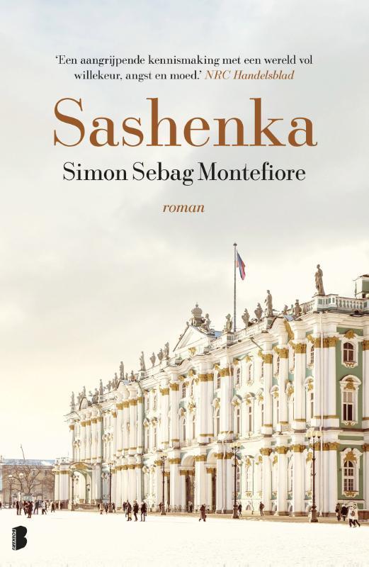 Cover Sashenka