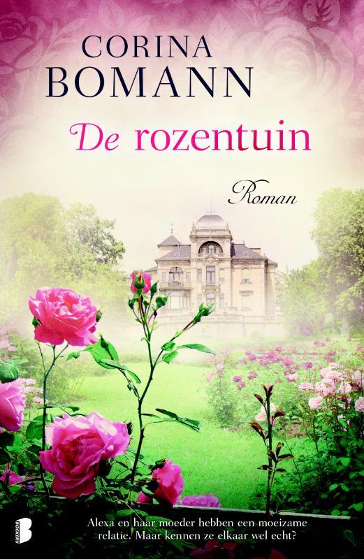 Cover De rozentuin