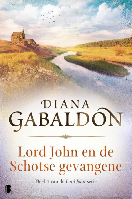 Cover Lord John en de Schotse gevangene