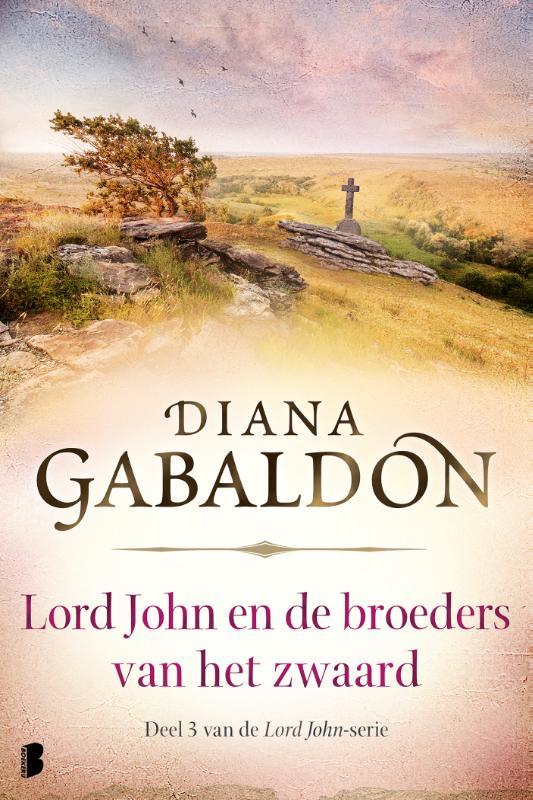 Cover Lord John en de broeders van het zwaard