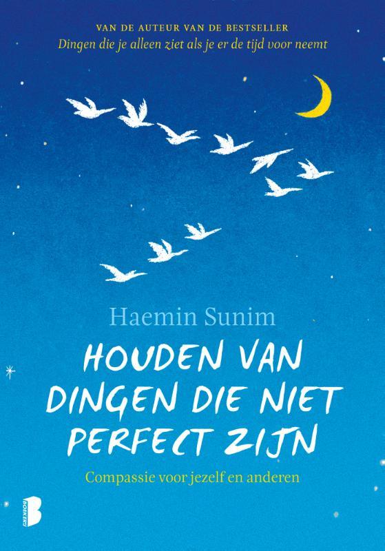 Cover Houden van dingen die niet perfect zijn