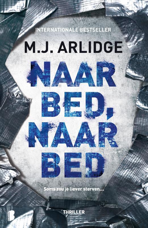 Cover Naar bed, naar bed