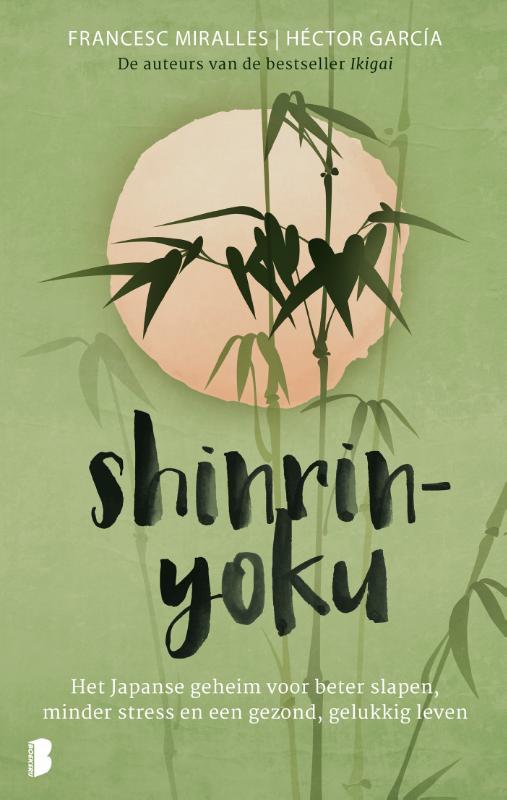 Cover Shinrin-yoku