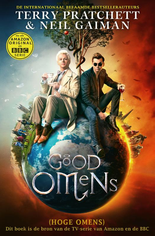Cover Good Omens
